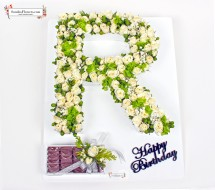 Roses & Letters (HB4)